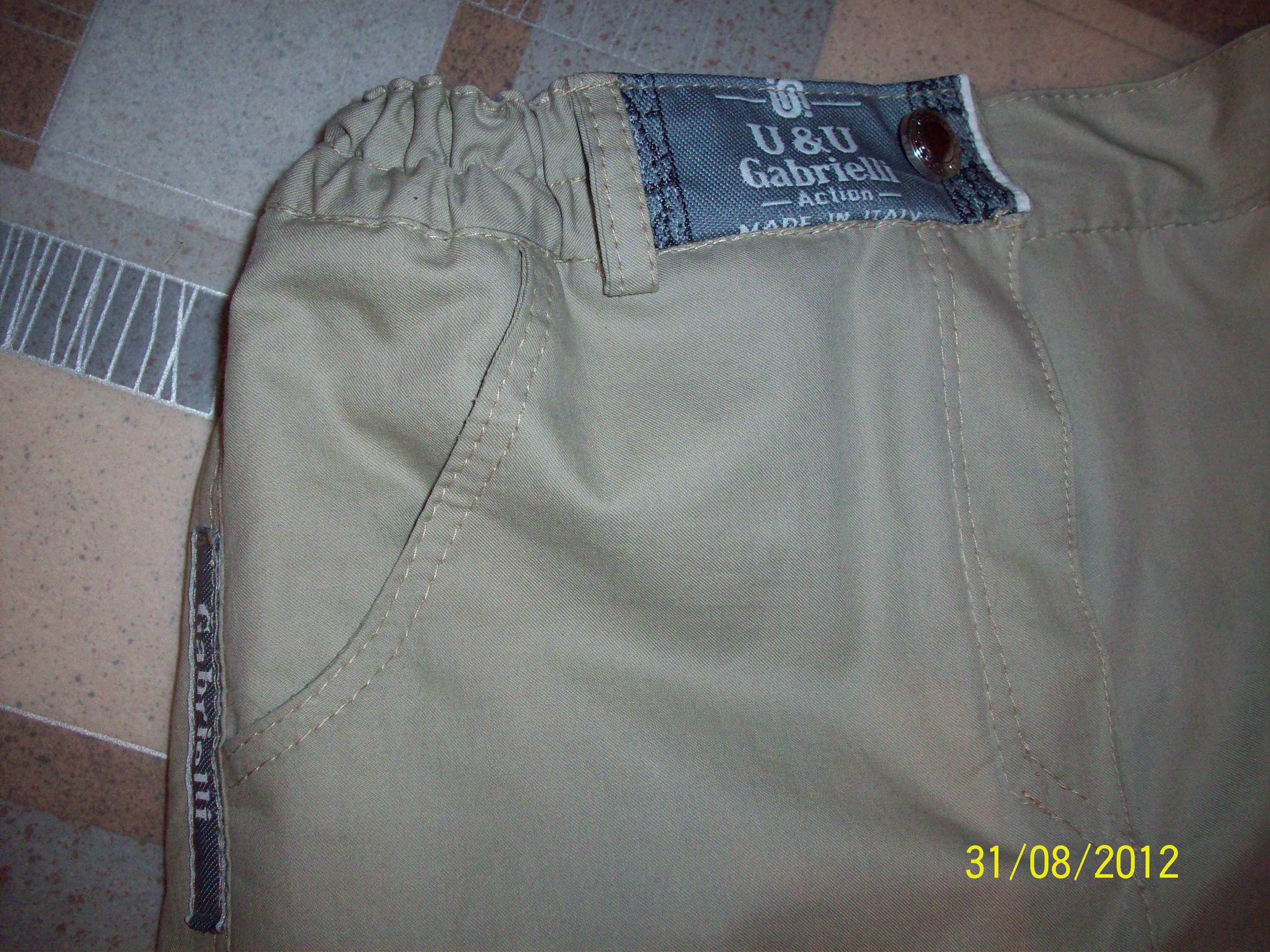 Вязание детских штанишек для начинающих 7