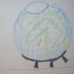 """""""Аквариум с рыбками"""", 6 лет"""