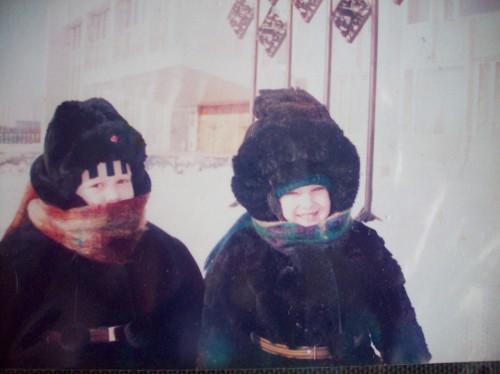 Артём с Денисом