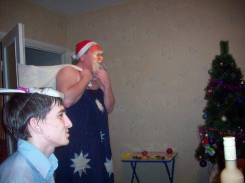 Дед Мороз пришёл