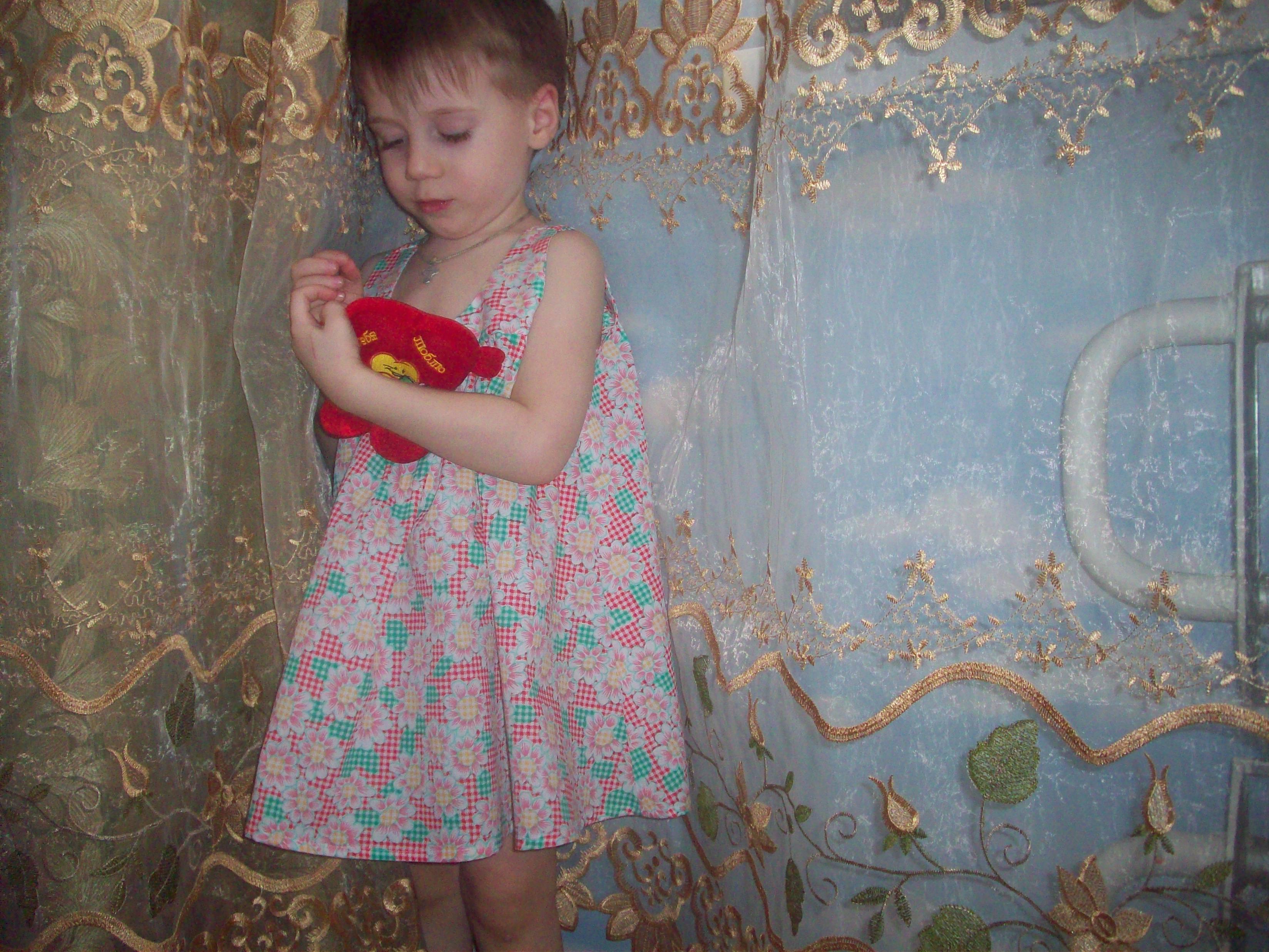 """""""Нежное"""" платье"""
