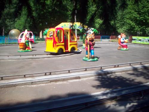 Трамвайчики