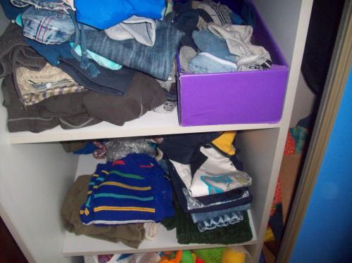 Коробка для хранения носков