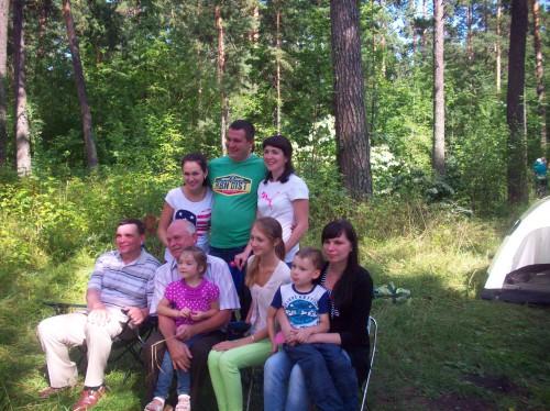 Семья Буравцовых