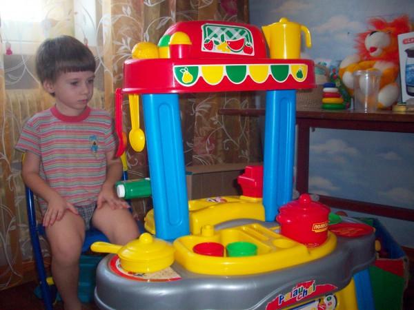 Игра в кухню