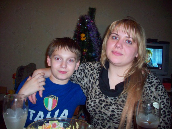 Даниил с Мариной