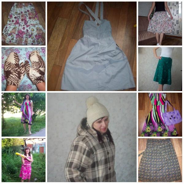 collage шитьё одежды 2