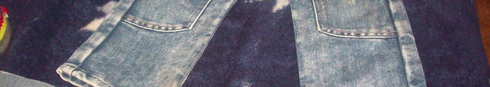 Переделка штанов
