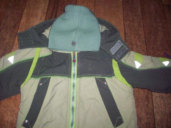 Шапка с курткой