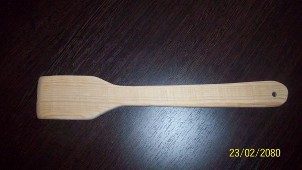 Деревянная лопатка