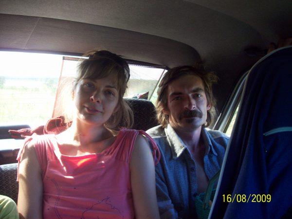 Даша с Димой - родные брат с сестрой