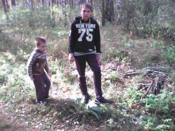 Егорка с Данькой