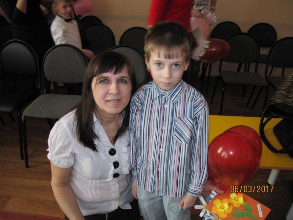 Мы с Егорушкой
