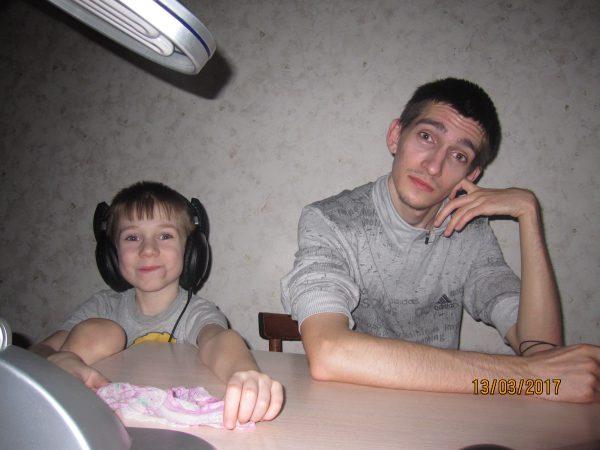 Егор с Артёмом