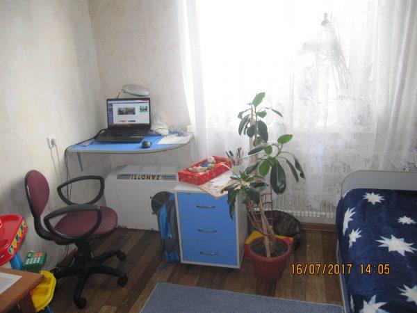 Комната Егора